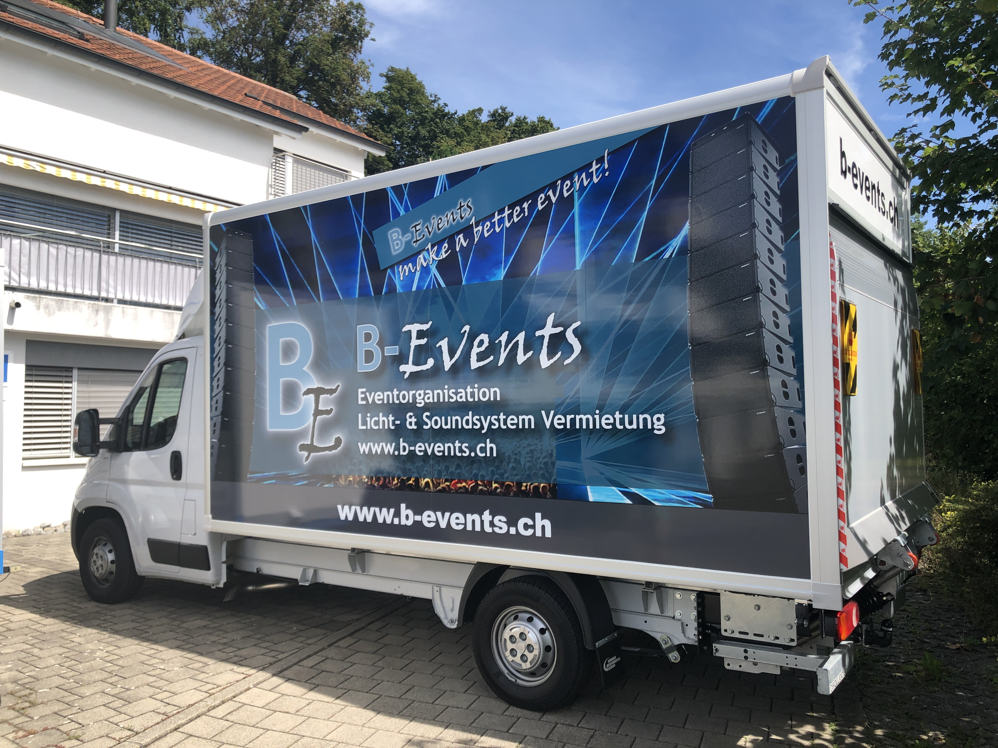 Fuat Ducato B-Events